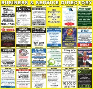Santa Maria Business and Service Directory
