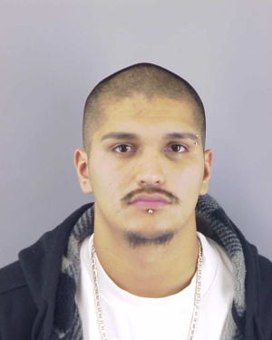 Wanted Santa Maria man arrested in vehicle pursuit