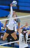Raiders sweep Bulldogs