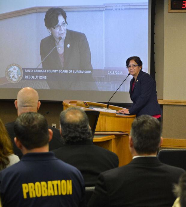 Santa Barbara County Selects Rabago As Chief Probation Officer