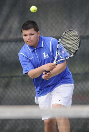 Lompoc tops Cabrillo in tennis