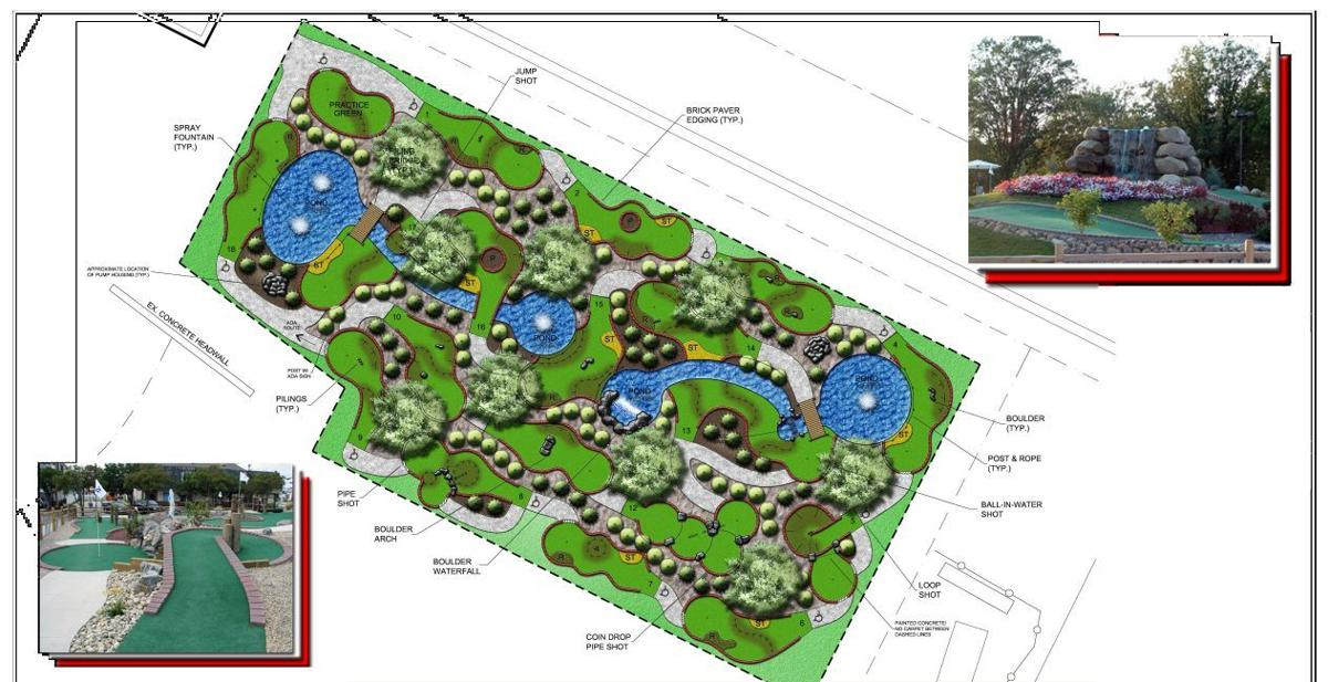 Buellton Planners To Vet Mini Golf Project Government