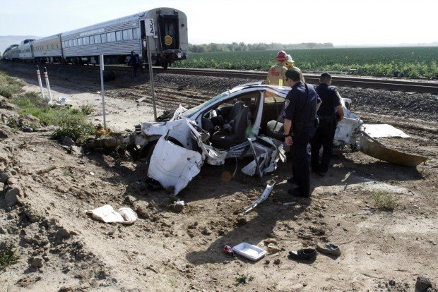 Report Fatal Amtrak Crash