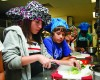 Kids dig into cooking program