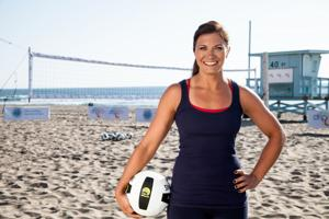 Olympian returning to Pismo Beach courts
