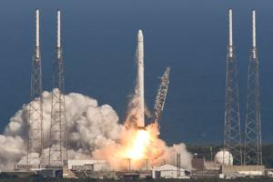 45th Space Wing supports SpaceX launch for ISS resupply