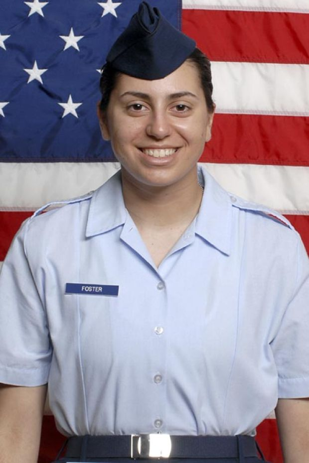 Air Force Airman Jamie L. Foster