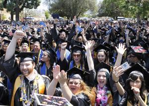 Hancock grads celebrate families