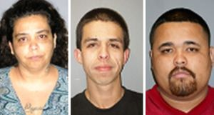 Local police seize heroin, methamphetamine