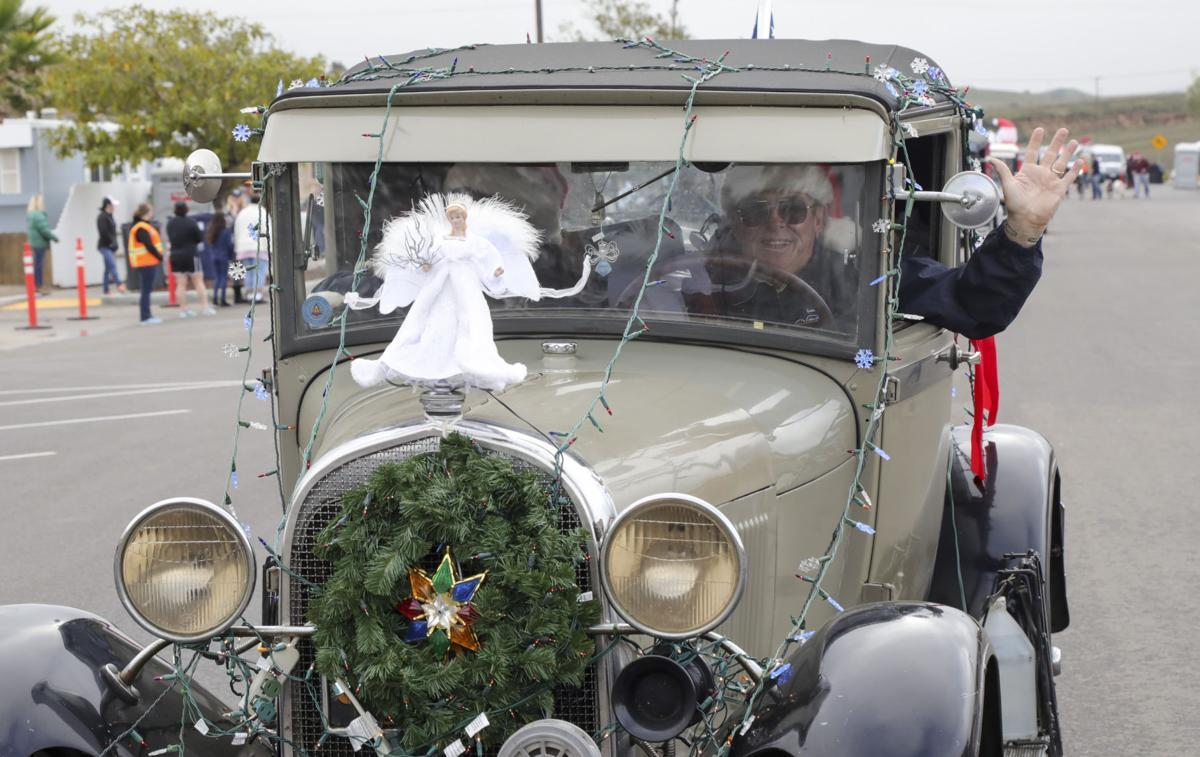 gallery orcutt christmas parade local news