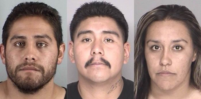 Details Released On Arrest Of 3 People Charged In