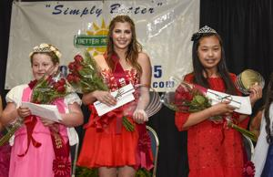 Strawberry queen crowned on festival's first day