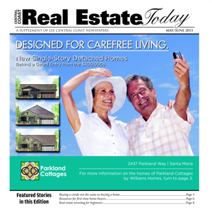 Real Estate Today May/June