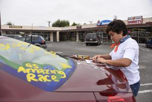 GALLERY: Girl Scout's race around Santa Maria
