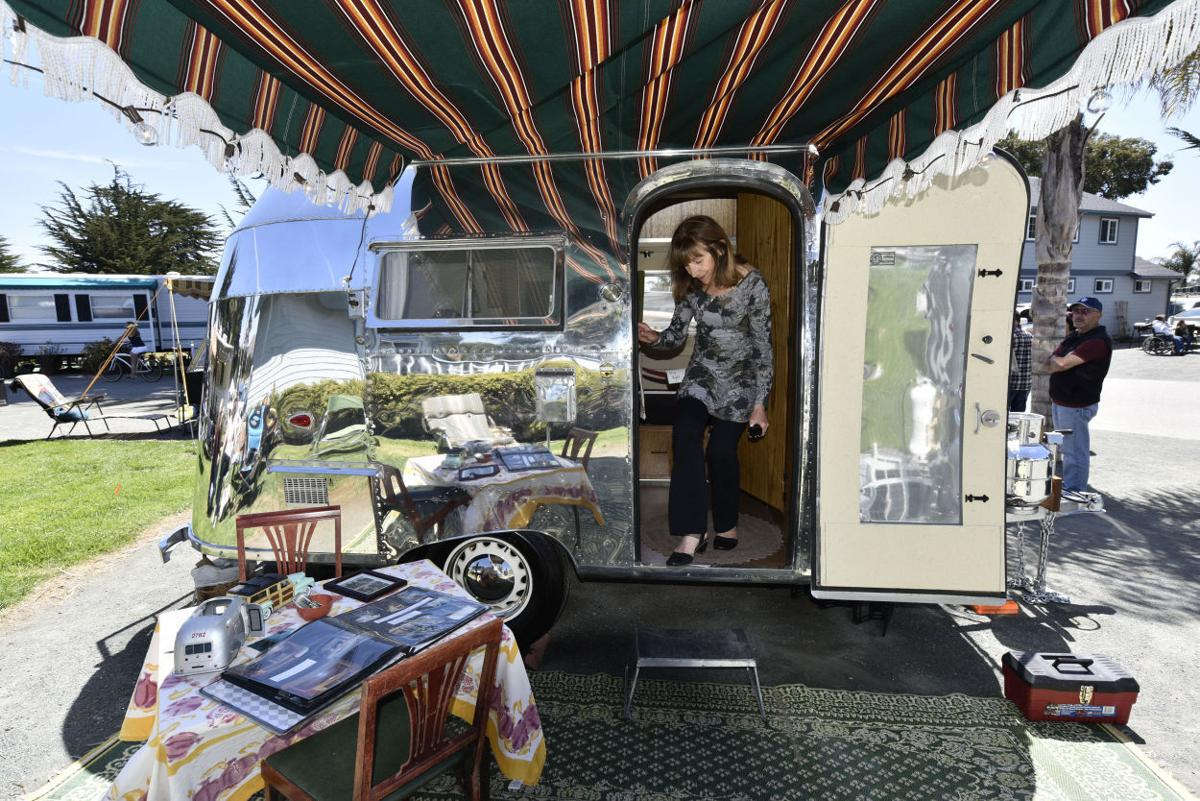 gallery vintage trailer rally pismo local news