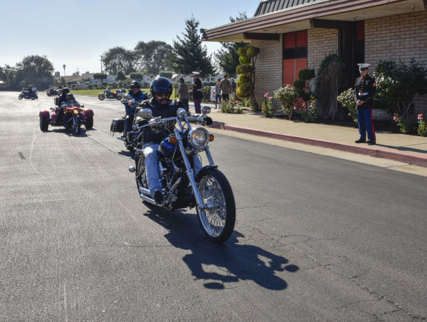 Toys For Tots Motorcycle Run : Toys for tots bike run draws new riders