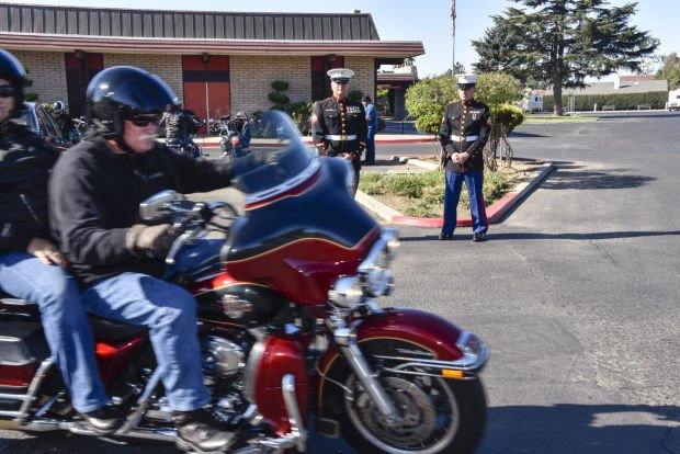 Bikes Toys For Tots Or Bust : Toys for tots bike run draws new riders