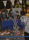 Chromium Robotics reaches division semifinals at regional championships