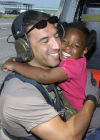 Former Central Coast resident looking for girl he rescued during Hurricane Katrina