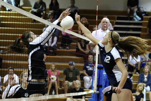 GALLERY: AG volleyball downs Santa Ynez 3-1
