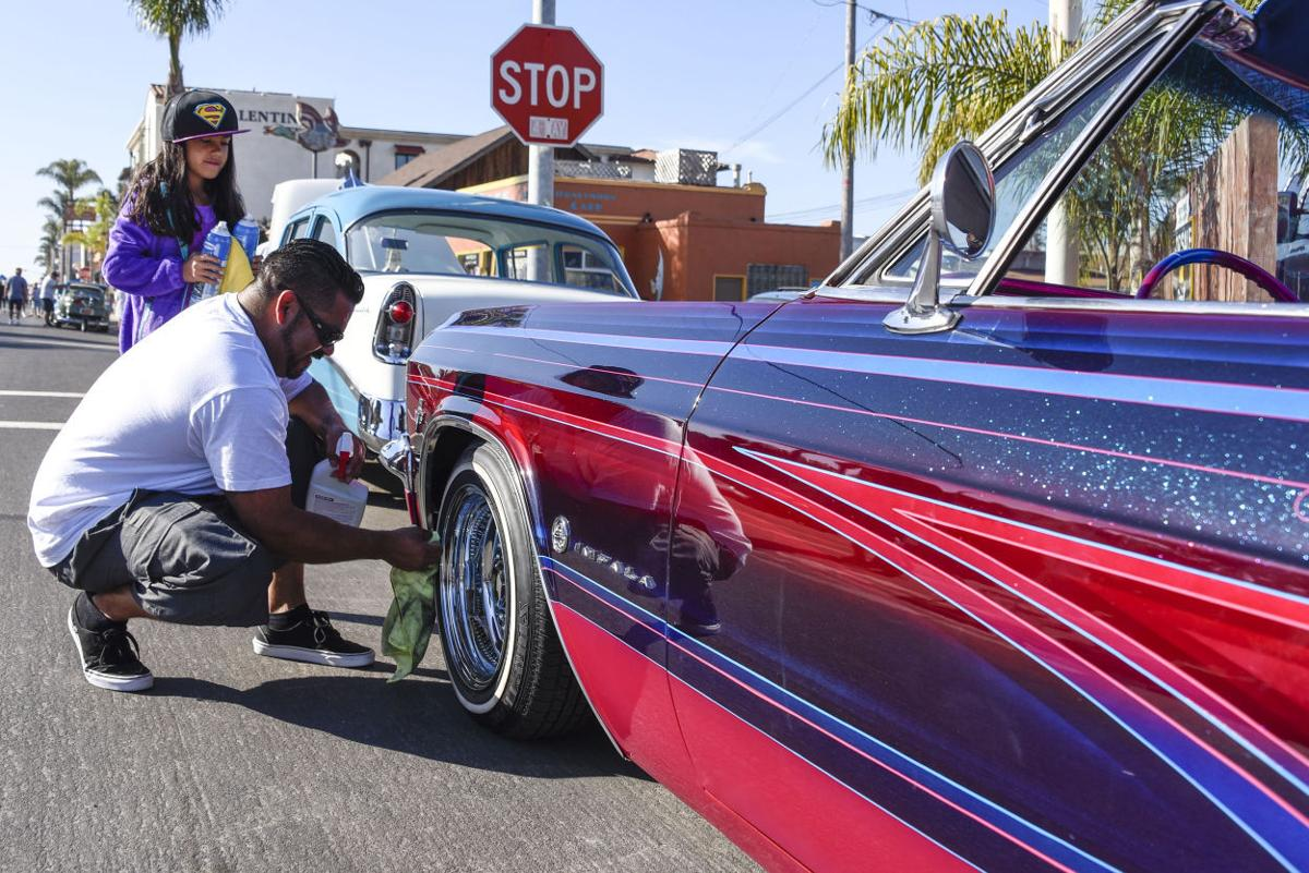 Father S Day Car Show Pismo Beach