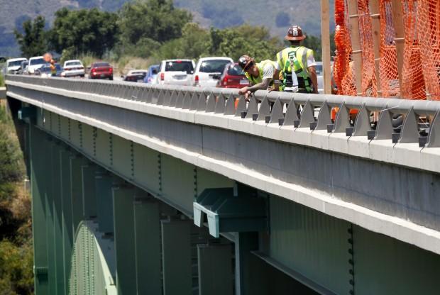 Tz Construction Suspended On Cold Spring Bridge