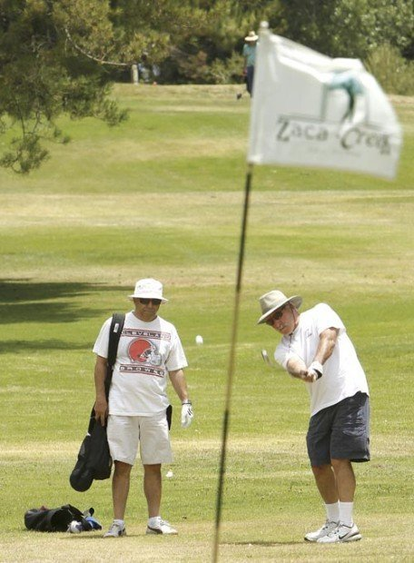 Zaca creek golf course owner in the rough local news for Rough and milne