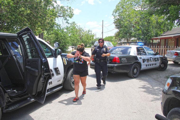 Seguin police raid homes across city in sweep seguin gazette alert