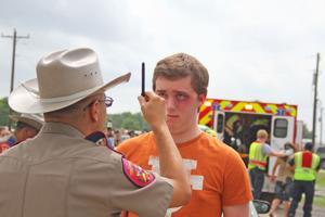 Navarro ISD event highlights dangers of drunk driving