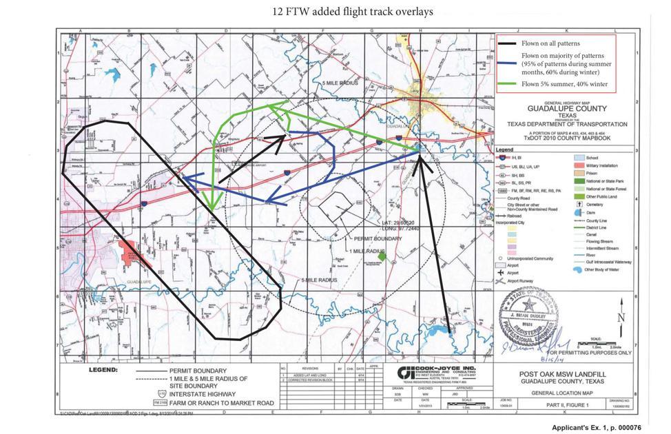 Air force joins post oak fray seguin gazette news for 1200 post oak floor plans