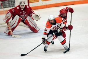 WCHA: Dufour Pacing BG's Electric Sophomore Line