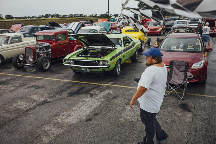 Thayer Ford Car Show