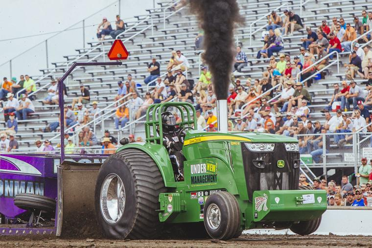 tractor pulls and the national tractor Gates open at 4:00pm and the show will start at 6:00pm general admission:  $1500 hill parking/pits: $2000 proudly sponsored by: james river equipment  .