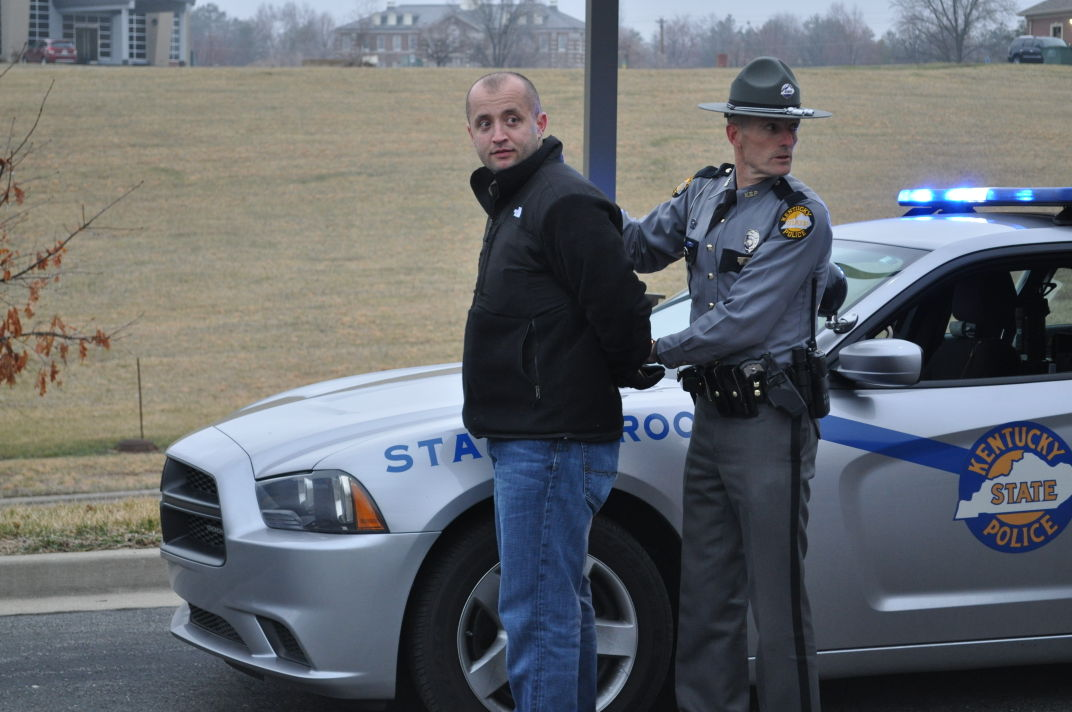 Kentucky State Police Citizens Police Academy - Roadside Stop ...