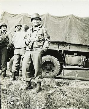 Now it can be told: Local man part of 'Ghost Army'