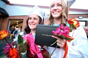 Conant graduates have different goals, same fears, excitement
