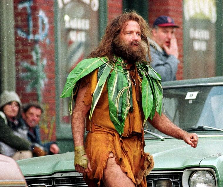 Robin Williams Jumanji 'Jumanji' in Keene: A ...