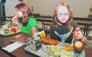 school lunch costs