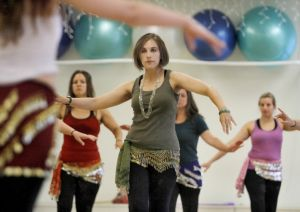 Keene woman finds confidence in belly dancing
