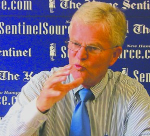 Candidate Roemer takes aim at special interests