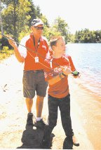 ON A QUEST Rindge camp provides opportunities for youth