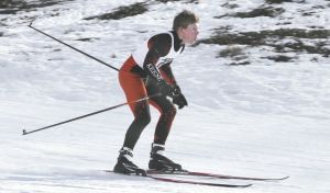 Keene High sophomore competes at Nordic meet