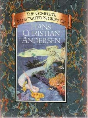 Hans Christian Andersen The Little Mermaid Original Book Hans Christian Anderse...