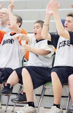 Keene tops Hinsdale in coed Unified hoops