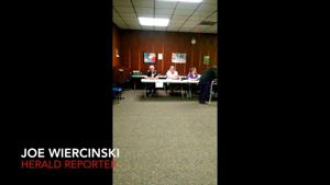 VIDEO: Election turnout low in Sharon