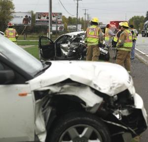 U.S. 10-Dennis crash