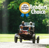 Readers Choice 2014