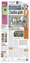 Sept. 24, 2014 OHJ Front Page