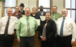 Court Appointed Special Advocates (CASA) volunteers sworn in