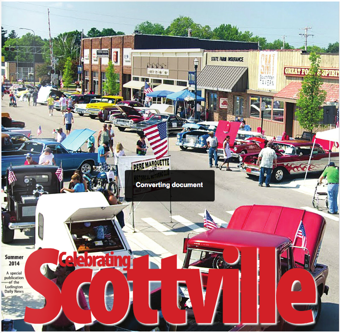 Celebrating Scottville 2014